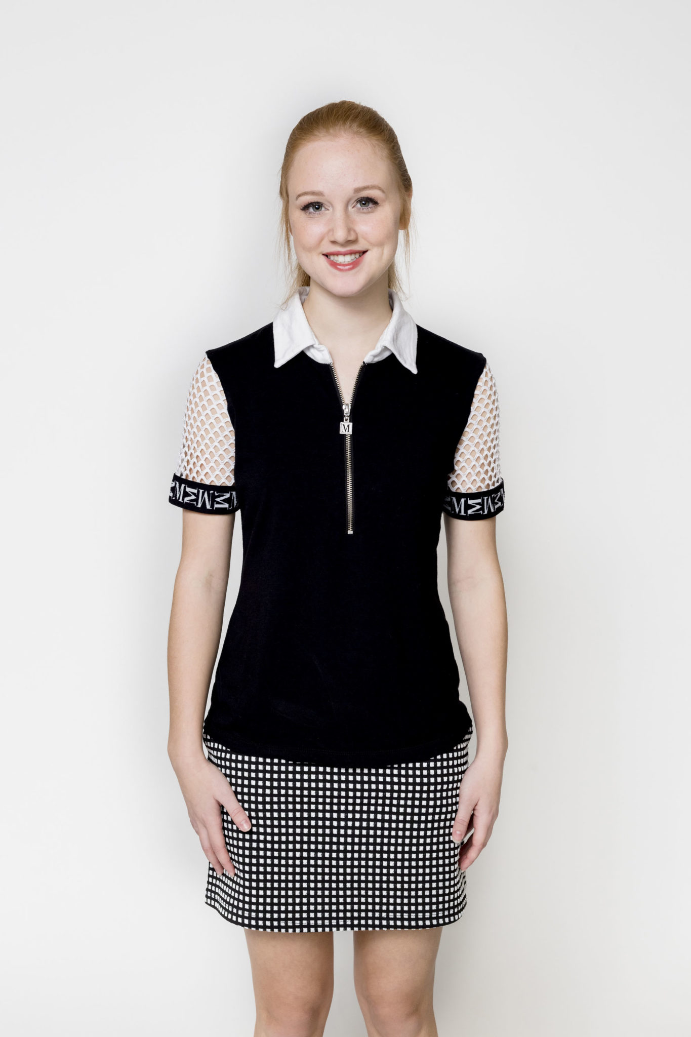 Signature Polo Top